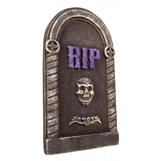 Halloween Grafsteen Rip Rond 40 Cm Trapauto shop kopen