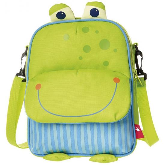 Kikker Schooltas Voor Kids Trapauto shop kopen