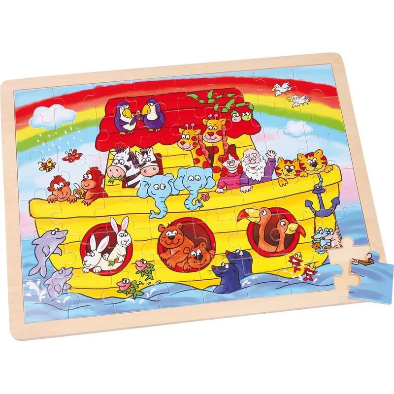 Geen Ark van Noach puzzel met 48 stukjes Puzzels