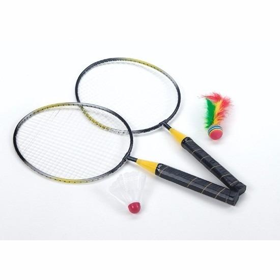Badminton spelletje voor kinderen
