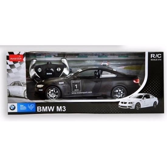 Speelgoedvoertuigen BMW BMW M3 zwart radiografisch bestuurbaar 1 14