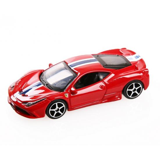 Speelgoedvoertuigen Burago Ferrari 458 Italia Speciale 1 64