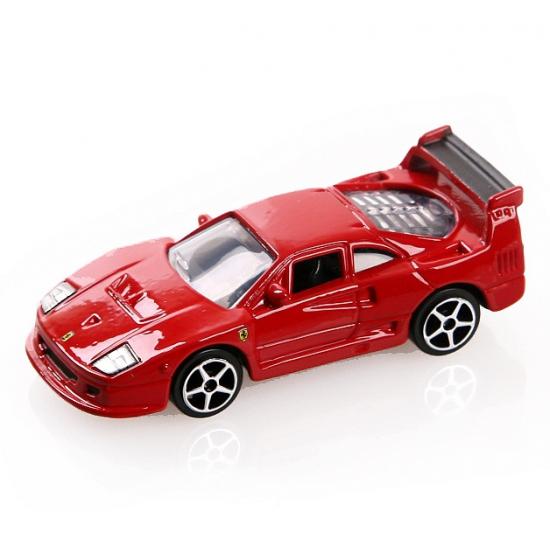 Speelgoedvoertuigen Ferrari Burago Ferrari F40 Competizione 1 64