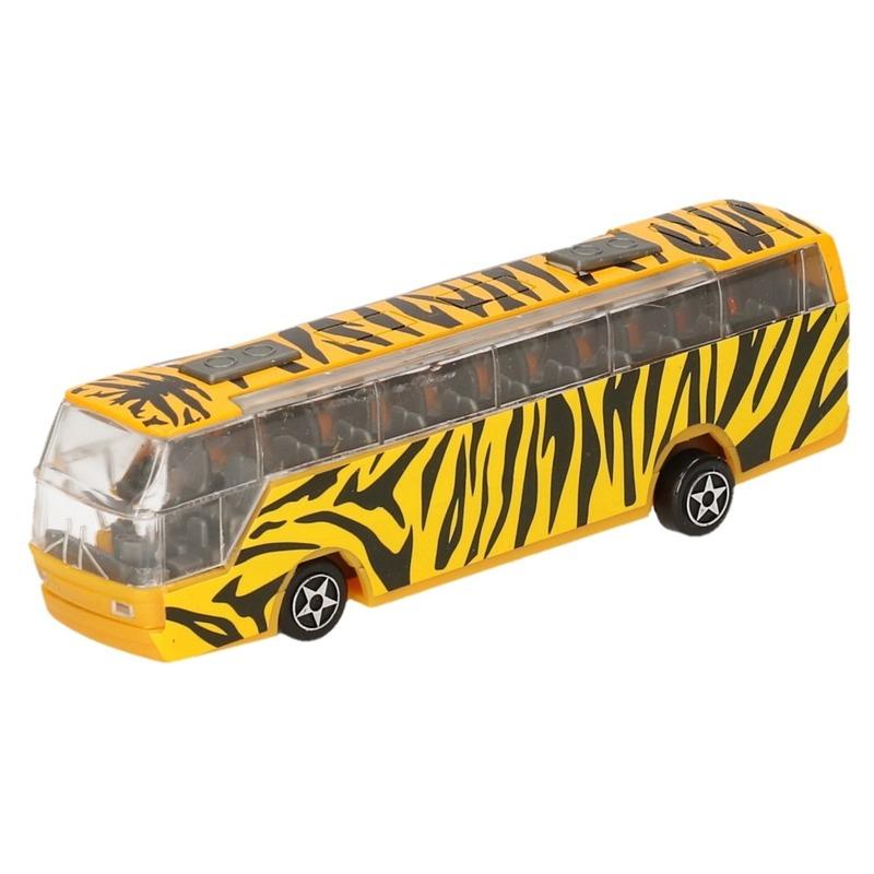 Bussafari speelgoed auto giraf print Geen Speelgoedvoertuigen