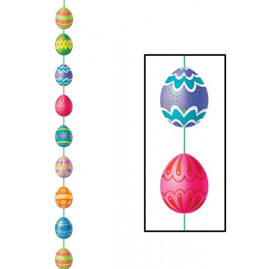 Decoratie slinger Pasen thema
