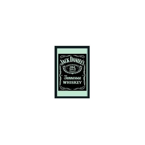 Decoratie spiegel Jack Daniels