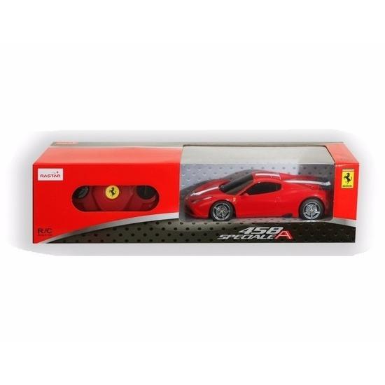 Ferrari 458 Speciale rode radiografisch bestuurbaar 1 24 Geen Speelgoedvoertuigen