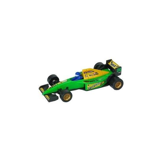 Formule 1 racewagen modelauto groen Welly laagste prijs