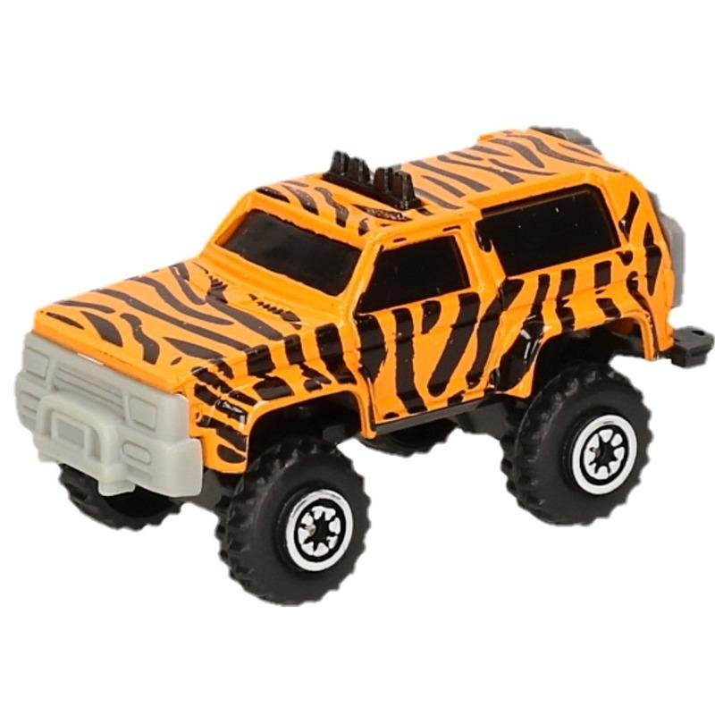 Jeepsafari speelgoed auto giraf print Geen te koop