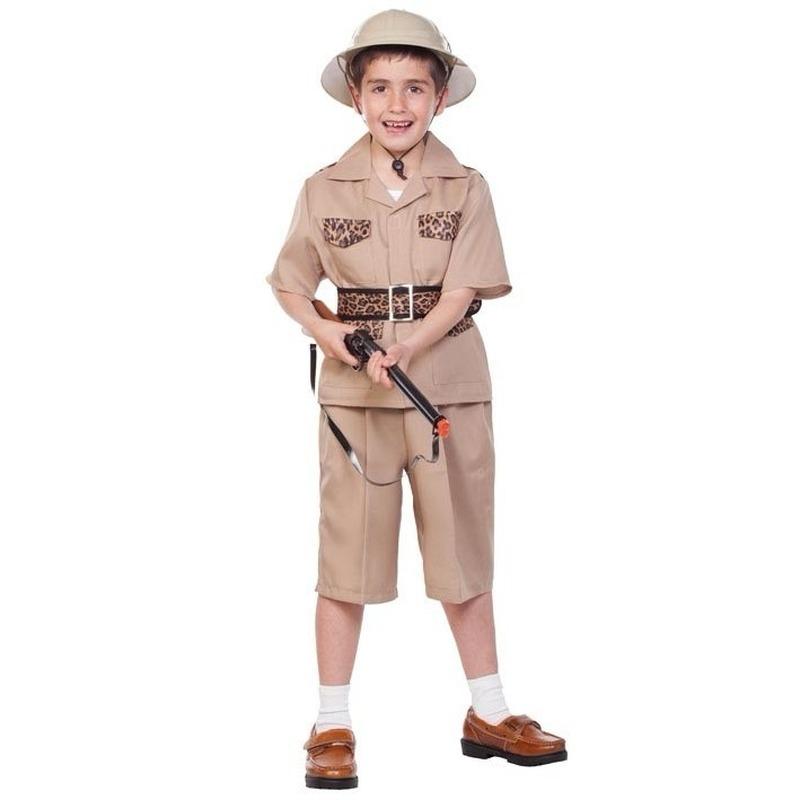 Jungle kostuum voor kids