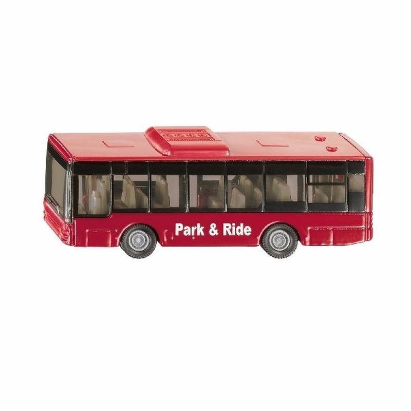 Geen Kinder speelgoed stadsbus lijnbus Speelgoedvoertuigen
