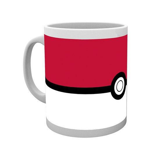 Koffiemok Pokemon Pok?ball