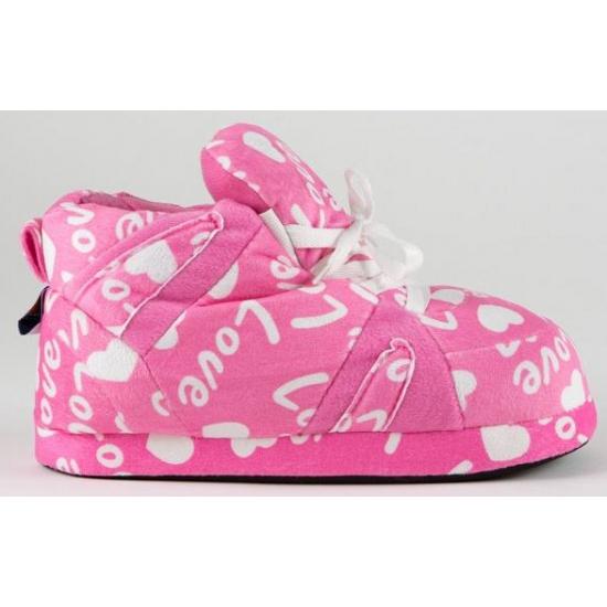 Sloffen en Pantoffels Geen Meisjes sportschoen pantoffels roze