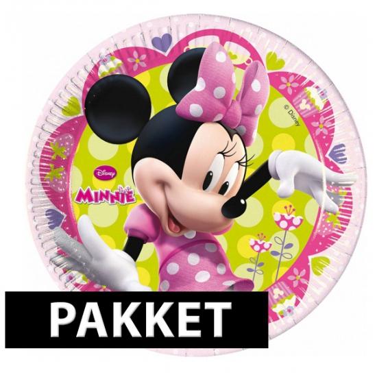 Minnie Mouse Feestjes Pakket