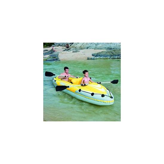 Opblaas kayak voor 2 personen
