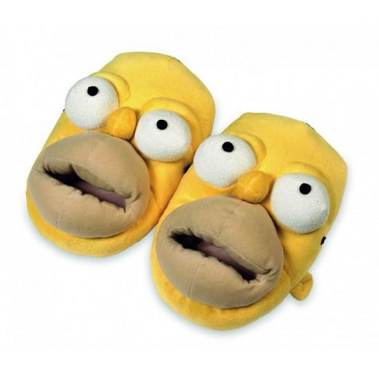 Pantoffel Homer Simpson Sesamstraat Sloffen en Pantoffels