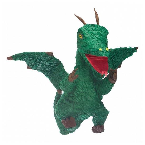 Pinata draken 56 cm Geen beste prijs