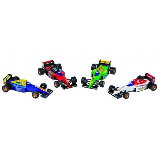 Race autootje Formule 1 Geen Speelgoedvoertuigen