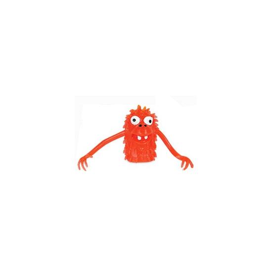 Geen Rood monster vingerpopje Handpoppen