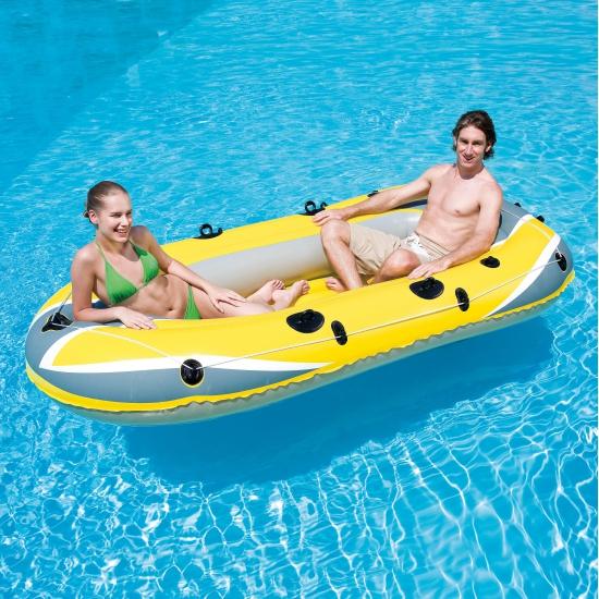 Rubberboot voor 2 personen