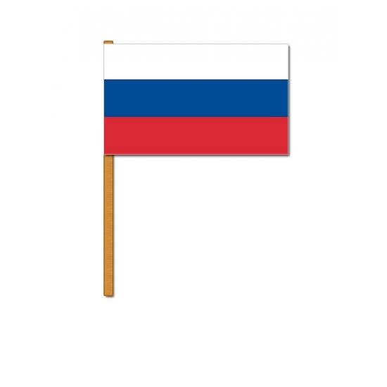 Geen Rusland zwaaivlag Landen versiering en vlaggen
