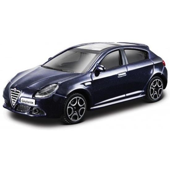 Speelgoedvoertuigen Bburago Schaalmodel Alfa Romeo Giulietta 1 43