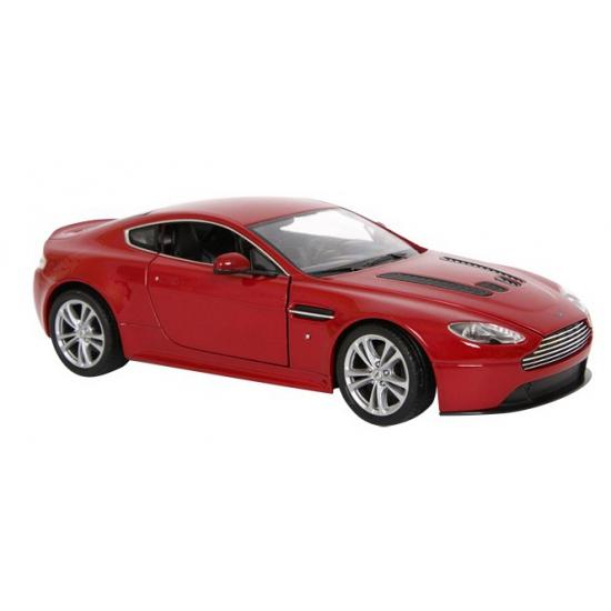 Speelgoedvoertuigen Geen Schaalmodel auto Aston Martin V12 Vantage 1 24