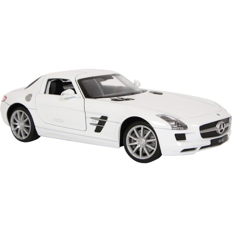 Schaalmodel auto Mercedes Benz SLS 1 24 Mercedes Speelgoedvoertuigen