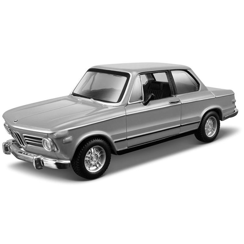 Schaalmodel BMW 2002tii 1972 1 32 Bburago voordeligste prijs