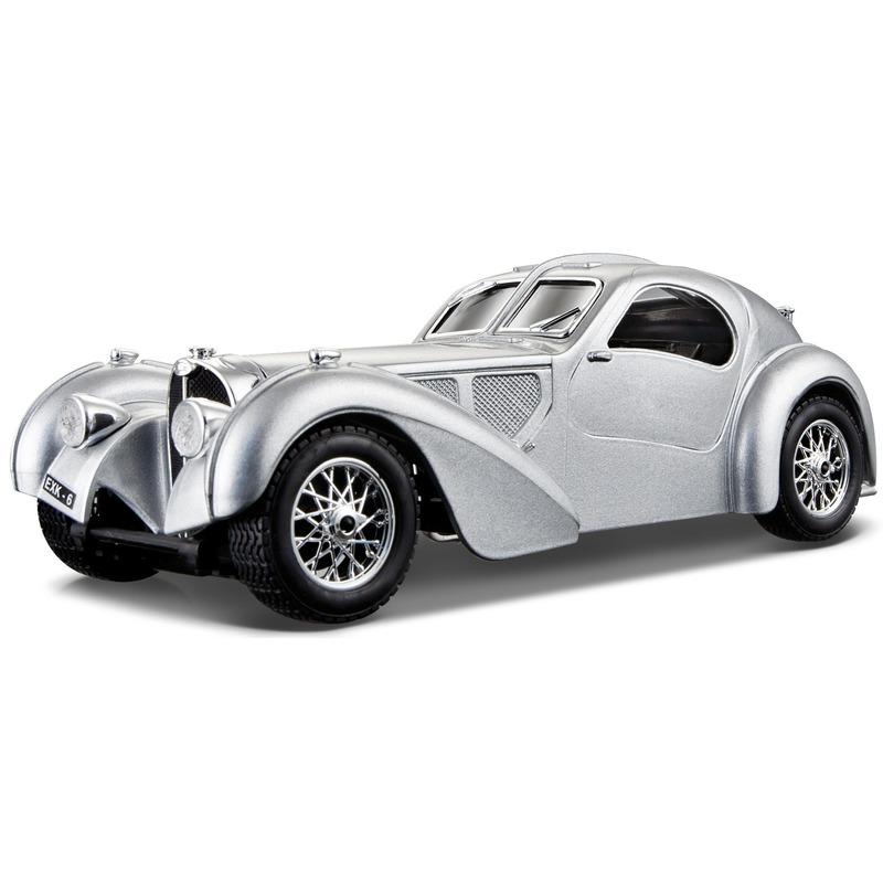 Bburago Schaalmodel Bugatti Atlantic 1936 1 24 Speelgoedvoertuigen