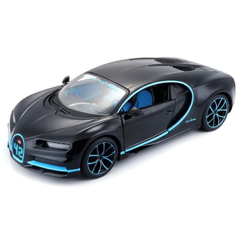 Speelgoedvoertuigen Schaalmodel Bugatti Chiron Montoya 1 24