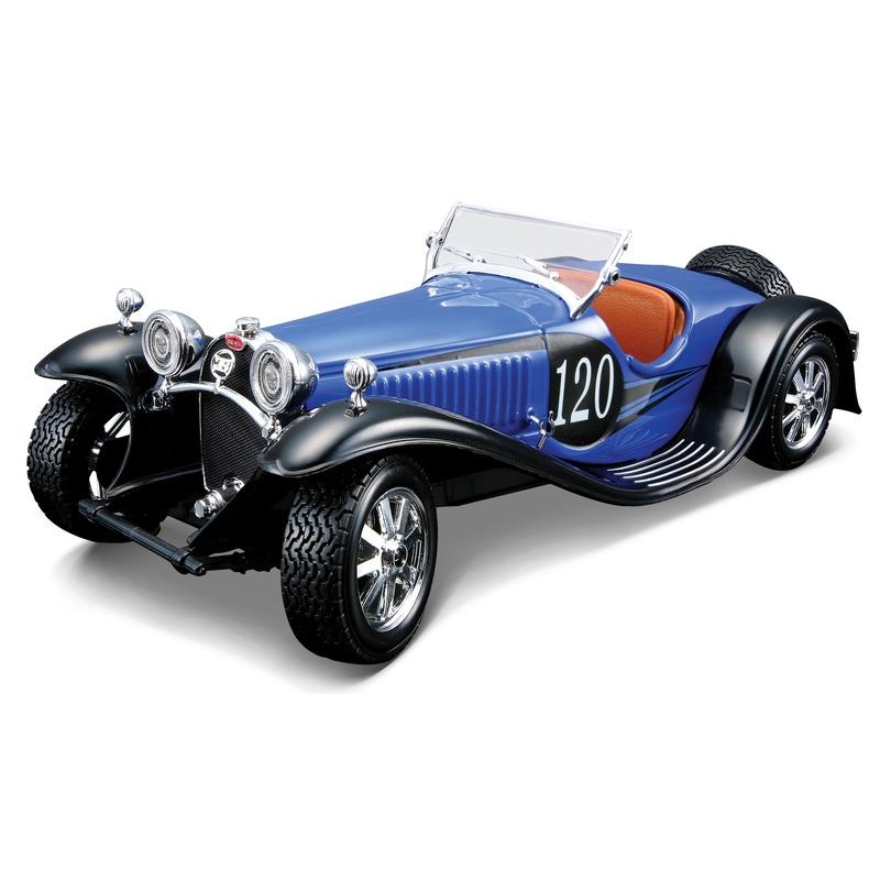Schaalmodel Bugatti Type 55 1932 1 24 Bburago Speelgoedvoertuigen