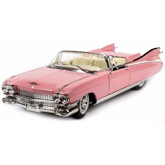 Schaalmodel Cadillac Eldorado Biarritz 1959 Maisto Speelgoedvoertuigen