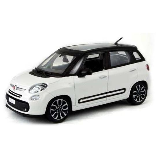 Bburago Schaalmodel Fiat 500 L 2013 1 43 Speelgoedvoertuigen