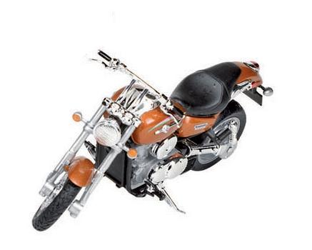 Schaalmodel Kawasaki Vulcan motor 1 18 Geen Premier