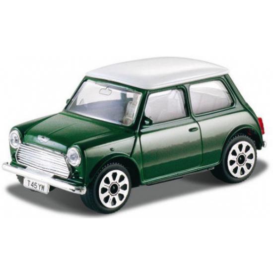 Schaalmodel Mini Cooper 1969 1 43 Bburago Speelgoedvoertuigen