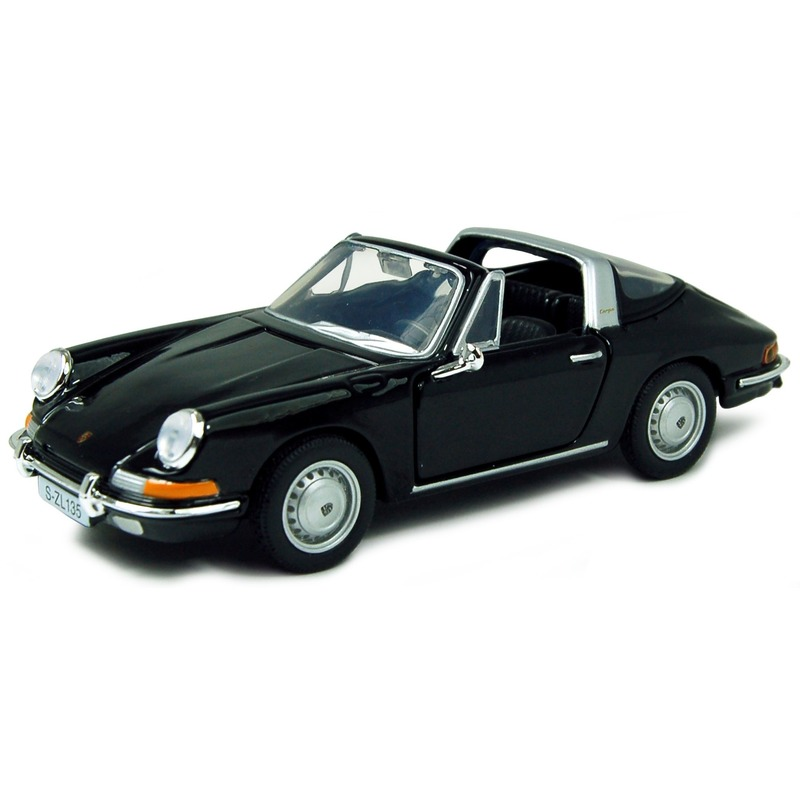 Speelgoedvoertuigen Bburago Schaalmodel Porsche 911 Targa 1 32