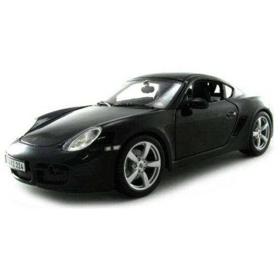Speelgoedvoertuigen Maisto Schaalmodel Porsche C7 Cayman S