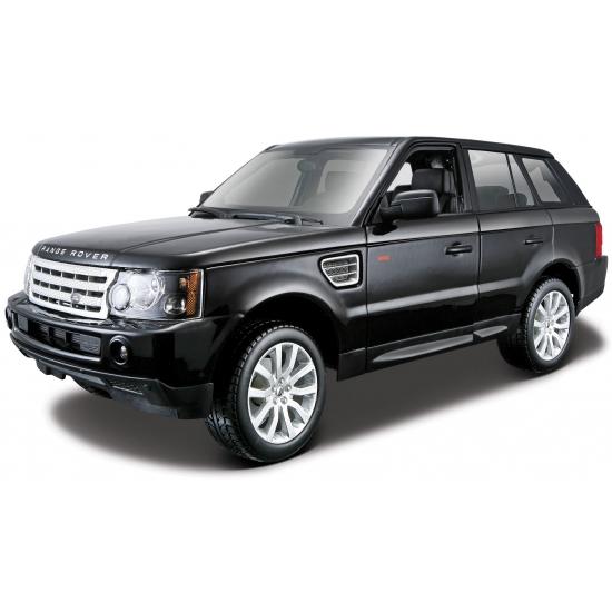 Schaalmodel Range Rover Sport zwart 1 18 Maisto laagste prijs