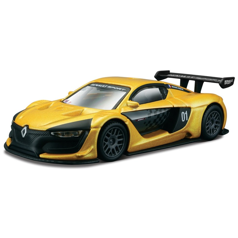 Speelgoedvoertuigen Schaalmodel Renault Sport 1 43