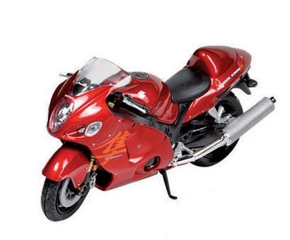 Speelgoedvoertuigen Schaalmodel Suzuki motor 1 18