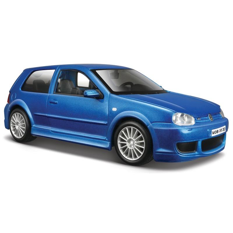 Speelgoedvoertuigen Maisto Schaalmodel Volkswagen Golf 4 R32 1 24