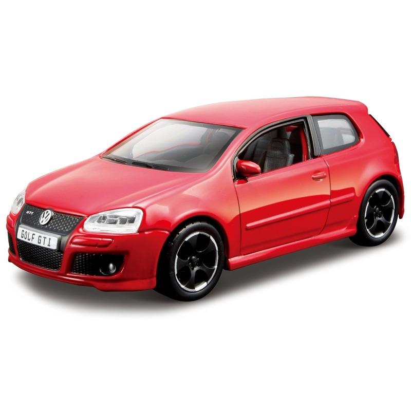 Schaalmodel Volkswagen Golf 5 GTI 1 32 Bburago Speelgoedvoertuigen