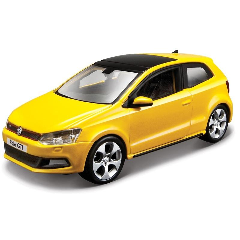 Schaalmodel Volkswagen Polo 5 GTI 1 32 Bburago Beste kwaliteit