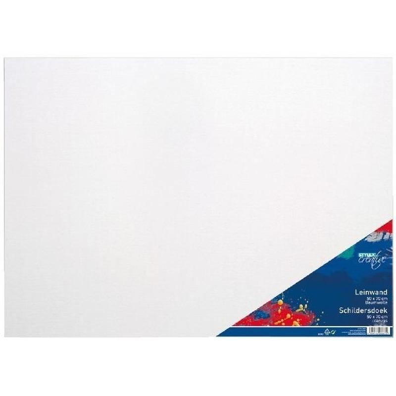 Schilders canvas doek 50 x 70 cm