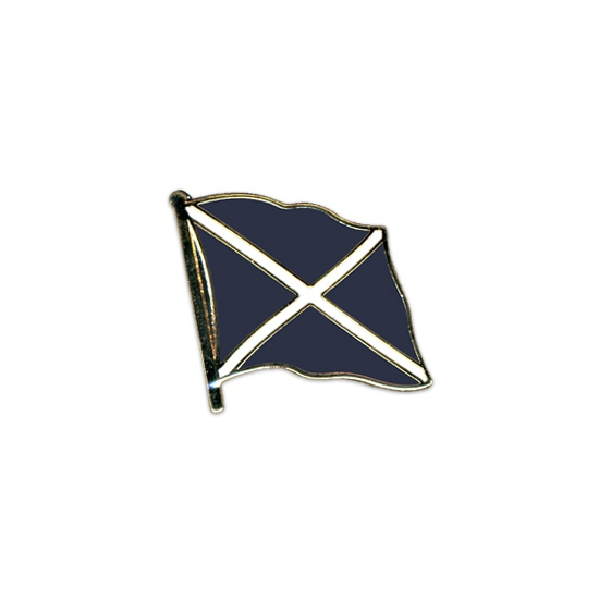 Landen versiering en vlaggen Geen Schotse vlag broche