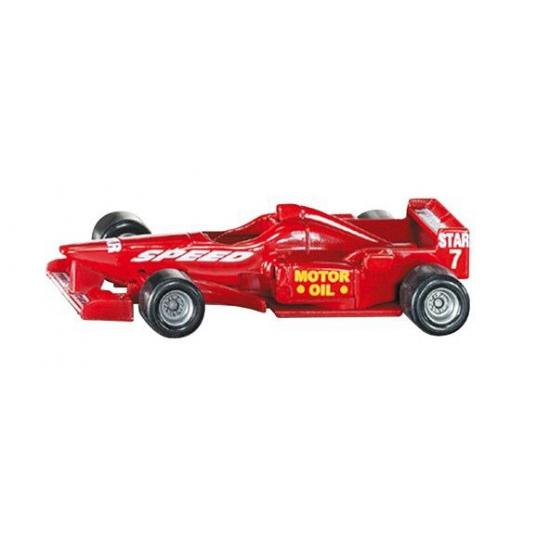 Speelgoedvoertuigen Siku Siku racewagen rood Formule 1 modelauto 1357