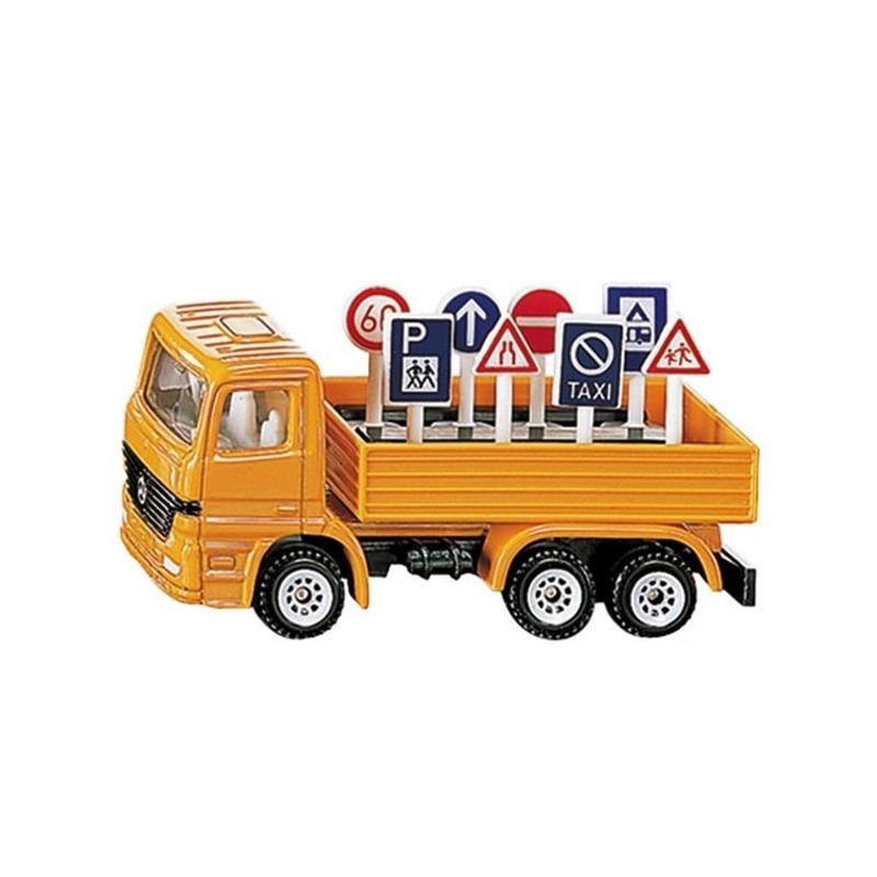 Speelgoedvoertuigen Siku Siku vrachtwagens