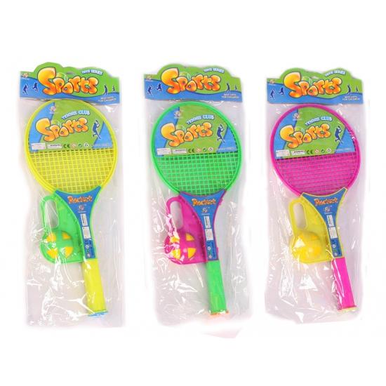 Soft tennis set voor kinderen