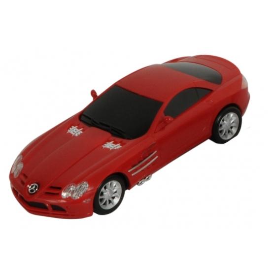Speelgoedvoertuigen Mercedes Speelauto Mercedes SLS McLaren rood